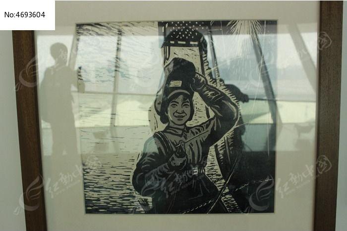 妇女 铅笔画图片