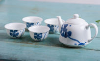 精美陶瓷茶具
