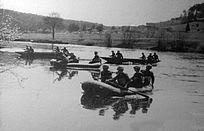 1945年8月苏联红军强渡额尔古纳河
