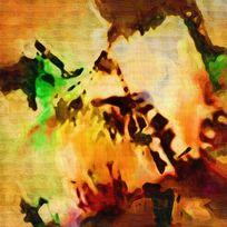 抽象装饰油画无框画