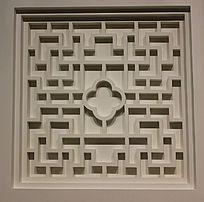 窗花图案 几何图形