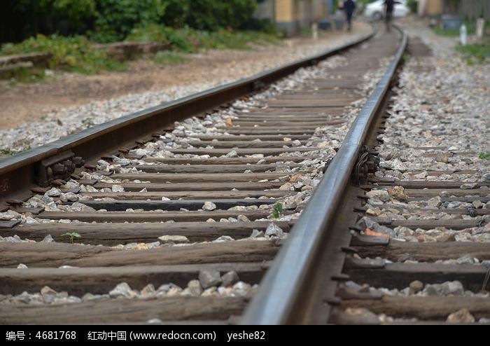 铁轨结构示意图