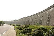 绵延古城墙