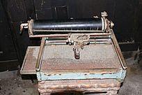 民国的打印机