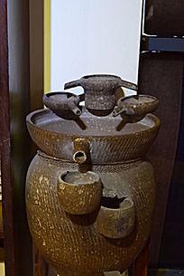 古代陶瓷酿酒工具
