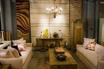 欧式客厅与家私饰品