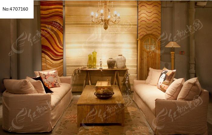 欧式客厅展示图片,高清大图