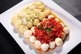 土豆蒸芋艿