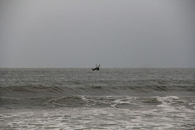 凶猛的海浪