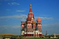 扎赉诺尔的俄罗斯婚礼宫