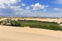 沙漠中的源头