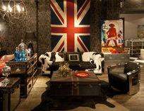 英式奢侈客厅家私展示