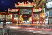 福州榕城古街