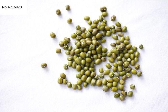 恐龙手工制作用绿豆粘