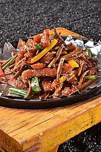 铁板炭烧肉