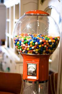 好玩售糖机