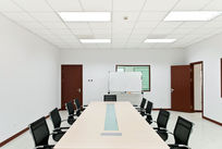 空着的会议室