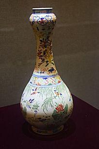柳树花纹瓷器制品