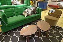 色彩沙发组合