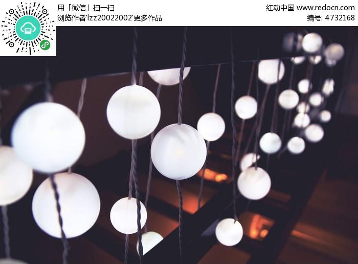 珠子灯图片,高清大图_家用电器素材