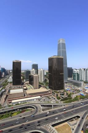 道路 北京风光