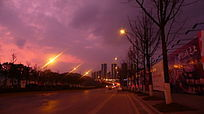 夜晚风景摄影