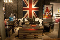 英式奢侈家饰