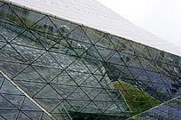 现代建筑玻璃幕墙