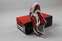 鞋盒和单个鞋子拍摄