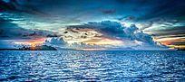灿烂的海洋
