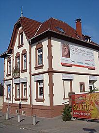 欧式建筑剪影摄影