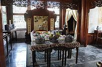 世界文化遗产圆明新园内厨房照