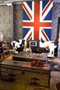 英伦奢侈客厅家私