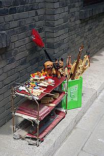 街角的传统工艺小玩意