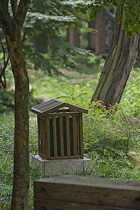 俯视木栈道 图片,高清大图 园林景观 素材