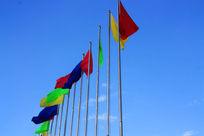 飘扬的旗帜