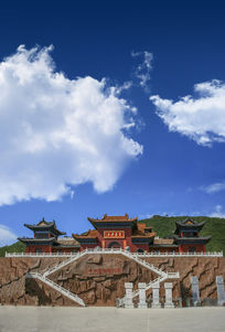 中国古建筑寺庙