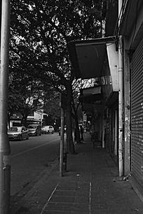 城市小街道