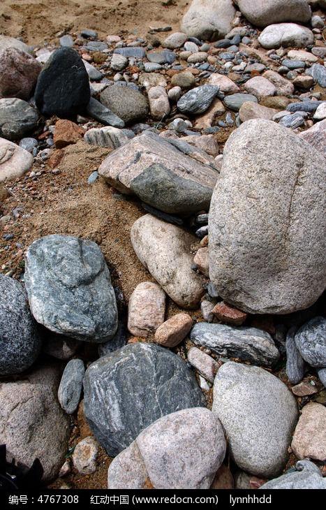 石头拼图造型步骤