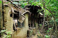 废弃的房屋