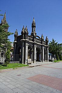 天主教堂大门