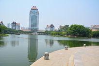 厦门大学芙蓉湖
