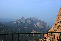 崂山游山风景摄影图片