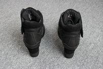 摄影鞋子内增高鞋子后跟