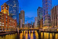 芝加哥新东区伊利诺斯州