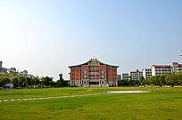 中山纪念馆远景
