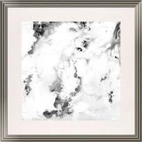 黑白装饰画中式风格画