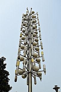 校园景观路灯