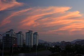 彩云风景线