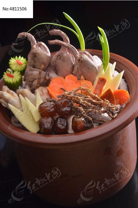 冬茸参炖做法后腿,鹧鸪大图_中国小巴图片菜系依羊素材排的高清图片